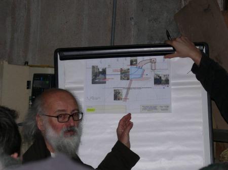 Visite du 12 déc 2009